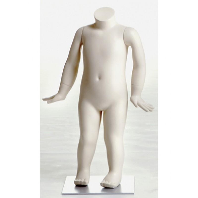 Child mannequin – 64 cm - foot spike